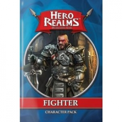 HERO REALMS: CHARACTER PACK DISPLAY – FIGHTER (12 PACKS) - EN