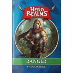 HERO REALMS: CHARACTER PACK DISPLAY – RANGER (12 PACKS) - EN