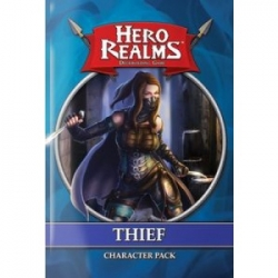 HERO REALMS: CHARACTER PACK DISPLAY – THIEF (12 PACKS) - EN