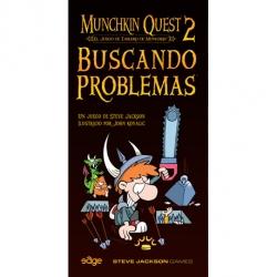 Munchkin Quest 2: Buscando Problemas es la segunda entrega de Edge