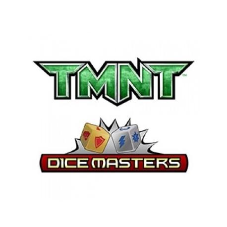 DC COMICS DICE MASTERS - TEENAGE MUTANT NINJA TURTLES: HEROES IN A HALF SHELL BOX SET - EN