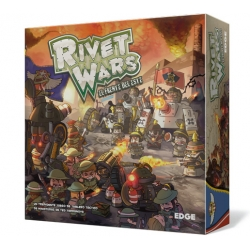 Rivet Wars, The Front Del Este fast paced miniatures tactical table game