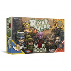 Rivet Wars - War Room expansion to complete basic game