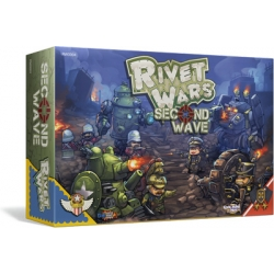 Rivet Wars - Second Wave, expansion to complete the basic game