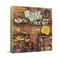Rivet Wars - Tile Set, expansion to complete the basic game