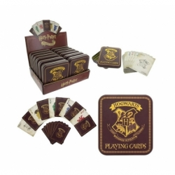 HARRY POTTER - PLAYING CARDS HOGWARTS X12