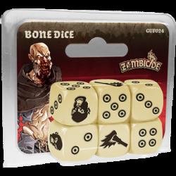 Bone Dice: Zombicide Black Plague