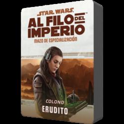 Star Wars: Al filo del Imperio. Mazo de especialización: Colono Erudito
