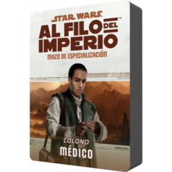 Star Wars: Al filo del Imperio. Mazo de especialización: Colono Médico