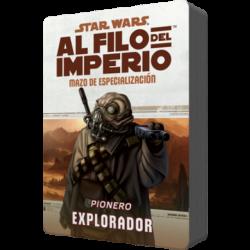Star Wars: Al filo del Imperio. Mazo de especialización: Pionero Explorador