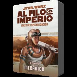 Star Wars: Al filo del Imperio. Mazo de especialización: Técnico Mecánico