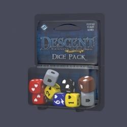Pack de Dados Extra - Descent Segunda Edición