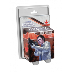 Princesa Leia, Comandante Rebelde (Star Wars: Imperial Assault)