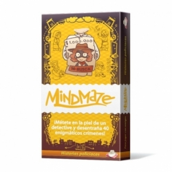Mind Maze: Historias policíacas