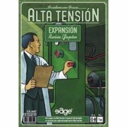Alta Tensión - Expansióon Rusia - Japón