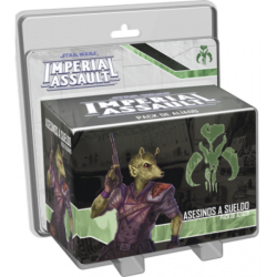Asesinos a sueldo - Star Wars: Imperial Assault