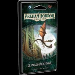 Arkham Horror, El juego de cartas: El museo Miskatonic