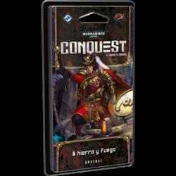 Warhammer 40.000: Conquest LCG - A hierro y fuego
