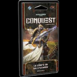 Warhammer 40.000: Conquest LCG - La cólera de los cruzados / Asalto planetario