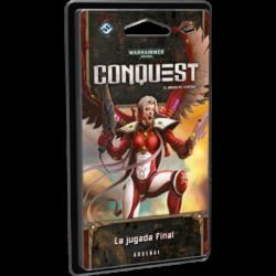 Warhammer 40.000: Conquest LCG - La jugada final / Asalto planetario