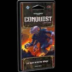 Warhammer 40.000: Conquest LCG - Lo que acecha abajo / Asalto planetario