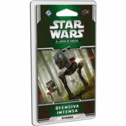 Star Wars LCG: Ofensiva intensa / Ciclo de Endor