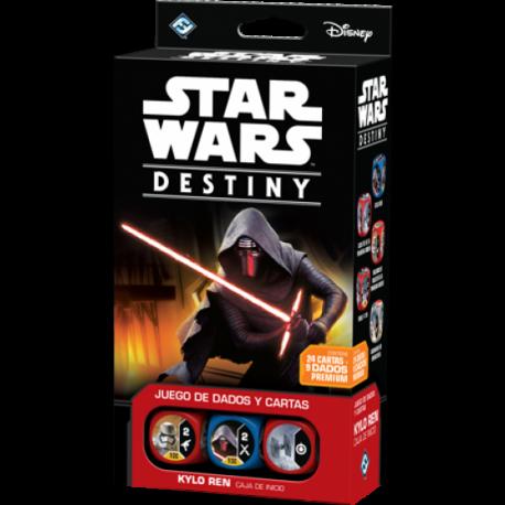 Star Wars: Destiny / Caja de Inicio: Kylo Ren