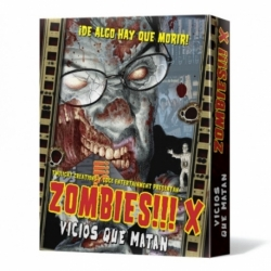 Zombies!!! X - Vicios Que Matan