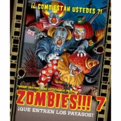 Zombies!!! 7 - ¡Que Entren Los Payasos! - Expansion