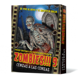 Zombies!!! 9 - Cenizas A Las Cenizas