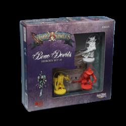 Rum & Bones - Bone Devils Heroes Set 1