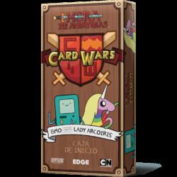 Hora de Aventuras / Card Wars: BMO contra Lady Arcoiris