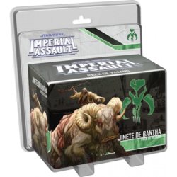 Star Wars: Imperial Assault - Jinete de bantha