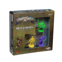Rum & Bones - Mercenary Heroes Set 2