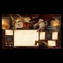 Juego de tronos LCG: Tapete de juego Nacida de la tormenta