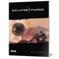 Eclipse Phase - Pantalla del director de juego