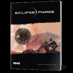Eclipse Phase - Pantalla del director de juego