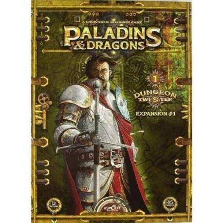 Dungeon Twister Paladines & Dragones