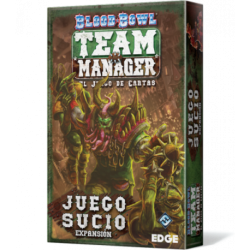 Blood Bowl Team Manager: Juego Sucio