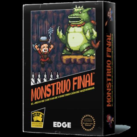 Juego de cartas Monstruo Final de Edge Entertainment