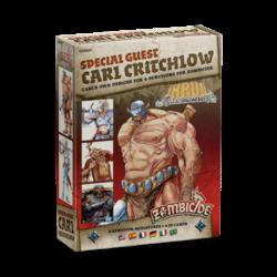 Special Guest: Carl Critchlow / Zombicide Black Plague
