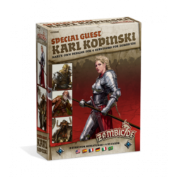 Special Guest: Karl Kopinski / Zombicide Black Plague