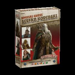 Special Guest: Stefan Kopinski / Zombicide Black Plague