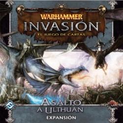 Warhammer invasion: Asalto a Ulthuan