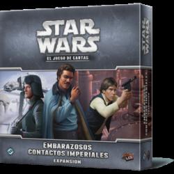 Embarazosos contactos imperiales - Star Wars