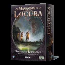 Las Mansiones de la Locura, Segunda Edición: Recuerdos Reprimidos