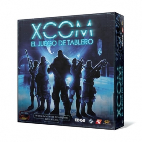 XCOM: the board game is a cooperative board game of global defense