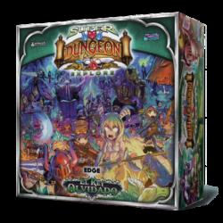 Juego de mesa Super Dungeon Explore: El rey olvidado de Edge