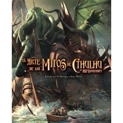 The Art of Myths of Cthulhu