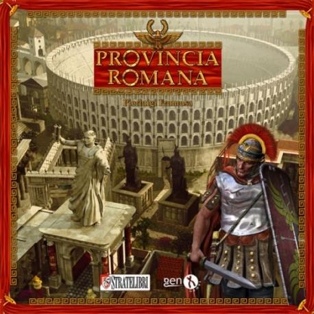Juego de mesa Provincia Romana de Gen X Games